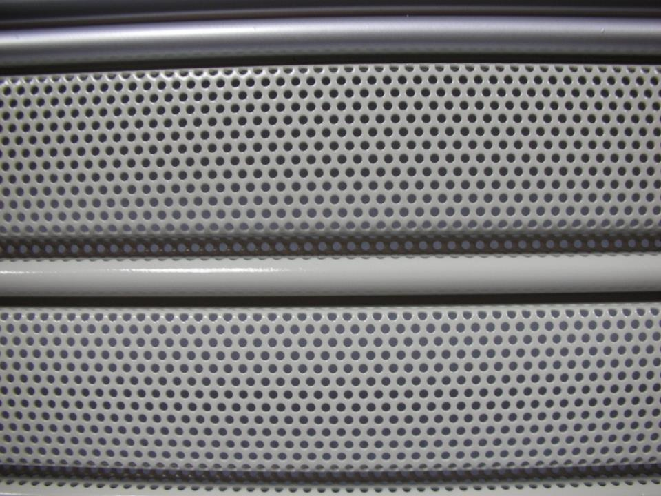 Vertical Perforated Roller Shutter Singapore Rolling